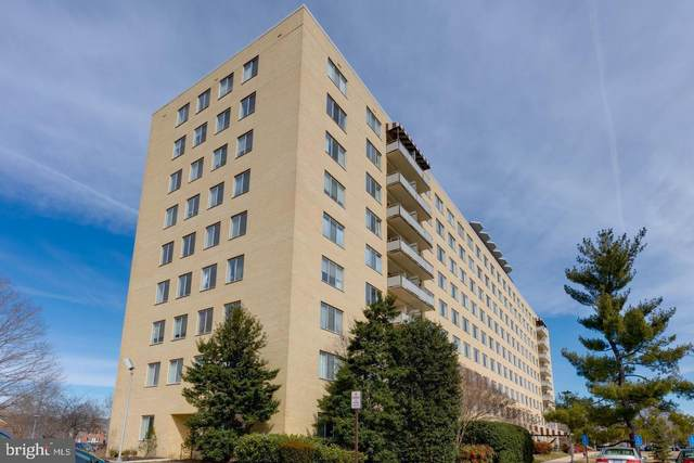 6641 Wakefield Drive #504, ALEXANDRIA, VA 22307 (#VAFX1153402) :: Debbie Dogrul Associates - Long and Foster Real Estate