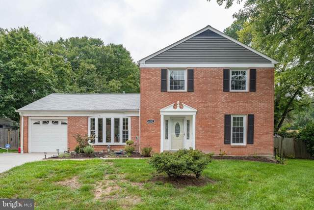 6212 Erman Street, BURKE, VA 22015 (#VAFX1153418) :: Tom & Cindy and Associates
