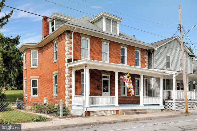 13 Avalon Avenue, HAGERSTOWN, MD 21740 (#MDWA174470) :: Crossman & Co. Real Estate