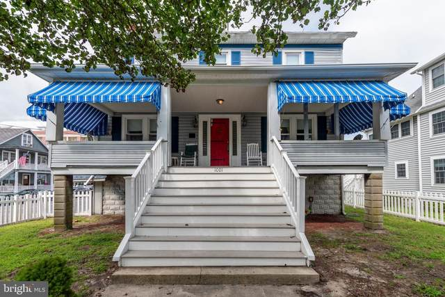 1001 N Baltimore Avenue B Bldg 2, OCEAN CITY, MD 21842 (#MDWO116650) :: RE/MAX Coast and Country