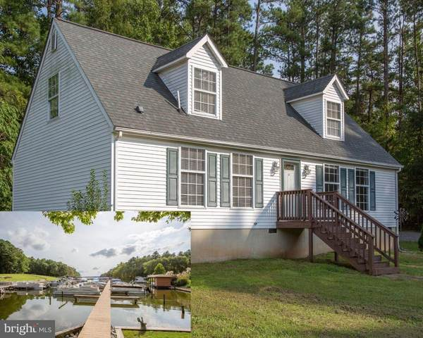 3413 Hidaway Court, BUMPASS, VA 23024 (#VASP225052) :: The Licata Group/Keller Williams Realty