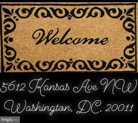 5612 Kansas Avenue NW, WASHINGTON, DC 20011 (#DCDC485578) :: Crossman & Co. Real Estate
