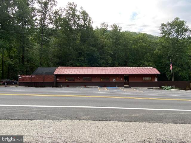 9767 Northwestern Pike, CAPON BRIDGE, WV 26711 (#WVHS114672) :: Hill Crest Realty