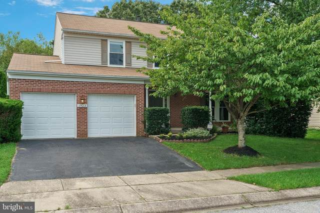 1923 Cannon Ridge Drive, ODENTON, MD 21113 (#MDAA445804) :: Pearson Smith Realty
