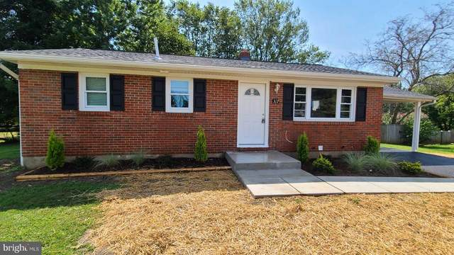 317 Montgomery Drive, FOREST HILL, MD 21050 (#MDHR251472) :: Advance Realty Bel Air, Inc