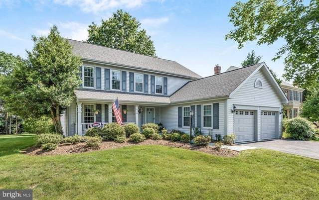 15429 Martins Hundred Drive, CENTREVILLE, VA 20120 (#VAFX1153486) :: AJ Team Realty
