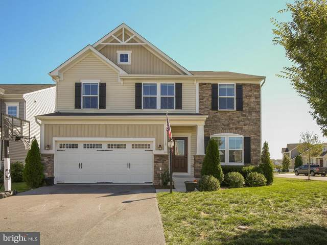 100 Dutchman Court, STEPHENSON, VA 22656 (#VAFV159642) :: AJ Team Realty