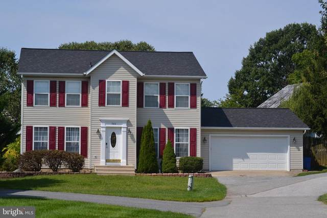 763 Carbide Drive, WESTMINSTER, MD 21158 (#MDCR199498) :: Corner House Realty
