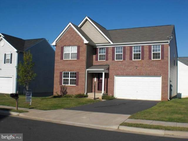 1844 Gold Finch Drive, CULPEPER, VA 22701 (#VACU142488) :: AJ Team Realty