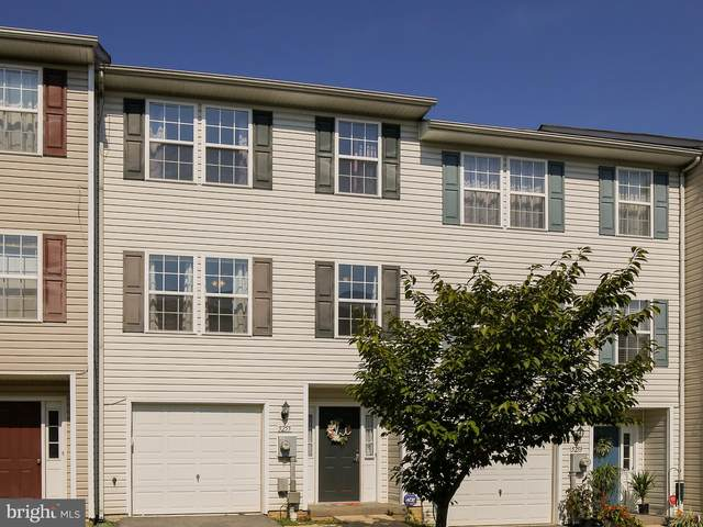 5255 Mulberry Terrace, STEPHENS CITY, VA 22655 (#VAFV159648) :: ExecuHome Realty