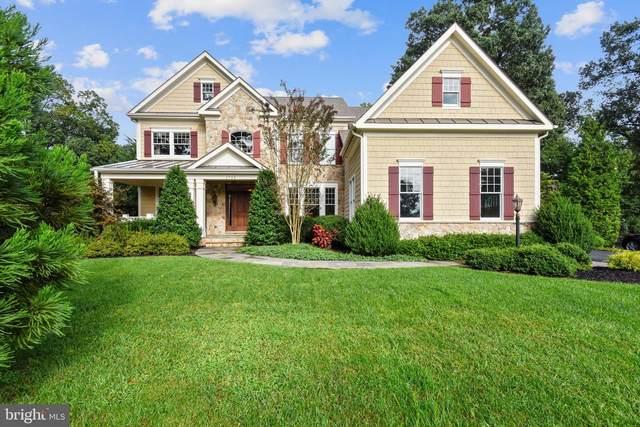 1729 Creek Crossing Road, VIENNA, VA 22182 (#VAFX1153554) :: Blackwell Real Estate