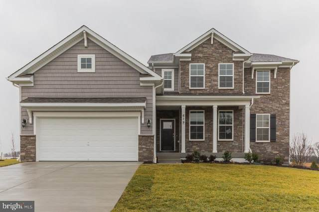 687 Stonegate Road, WESTMINSTER, MD 21157 (#MDCR199504) :: Colgan Real Estate