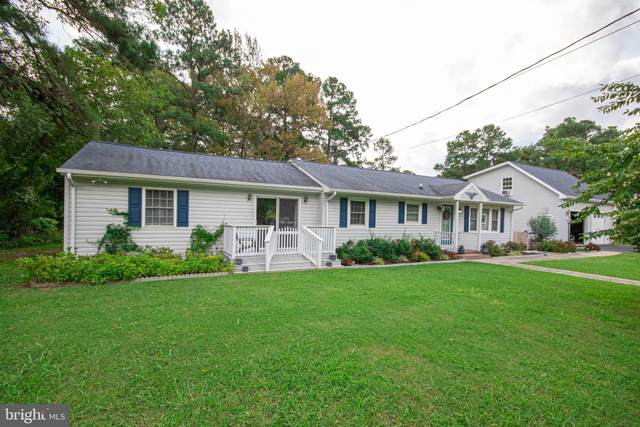 3239 Boone Road, CRISFIELD, MD 21817 (#MDSO103886) :: The Licata Group/Keller Williams Realty