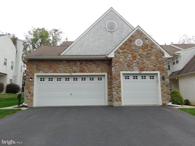 588 Cork Circle, WEST CHESTER, PA 19380 (#PACT515740) :: Better Homes Realty Signature Properties