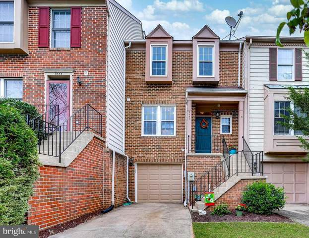 9355 Kendal Circle, LAUREL, MD 20723 (#MDHW284924) :: AJ Team Realty