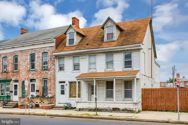 142-144 Baltimore Street, HANOVER, PA 17331 (#PAYK144980) :: The Heather Neidlinger Team With Berkshire Hathaway HomeServices Homesale Realty