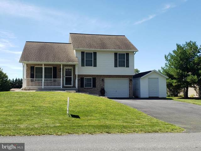 3847 Mountain Shadow Circle, FAYETTEVILLE, PA 17222 (#PAFL175102) :: Great Falls Great Homes