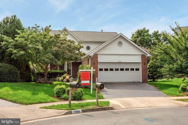 7906 Morning Ride Court, ALEXANDRIA, VA 22315 (#VAFX1153588) :: Debbie Dogrul Associates - Long and Foster Real Estate