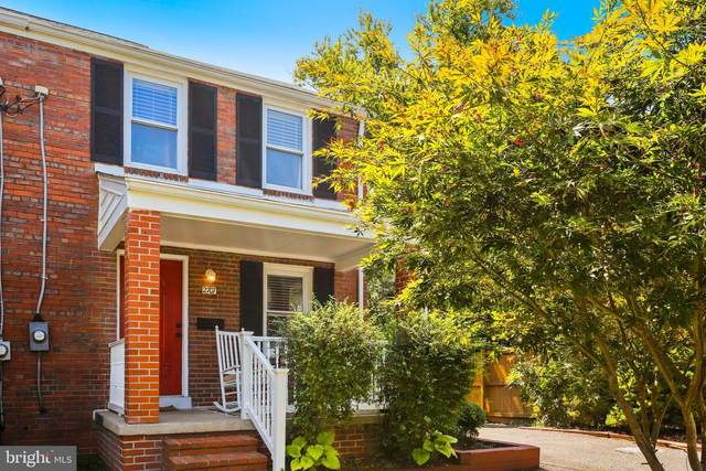 2707 Fairhaven Avenue, ALEXANDRIA, VA 22303 (#VAFX1153598) :: Debbie Dogrul Associates - Long and Foster Real Estate