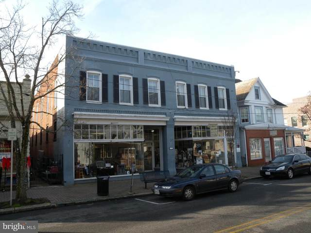 322 Market Street, DENTON, MD 21629 (MLS #MDCM124476) :: Brian Gearhart with Benson & Mangold Real Estate