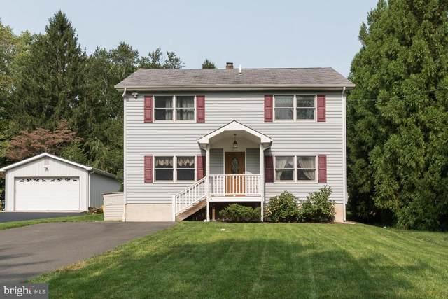 11 Wildwood Way, TITUSVILLE, NJ 08560 (MLS #NJME301570) :: The Dekanski Home Selling Team