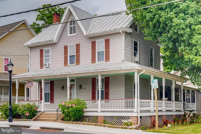 1317 N Main Street, HAMPSTEAD, MD 21074 (#MDCR199518) :: John Lesniewski | RE/MAX United Real Estate