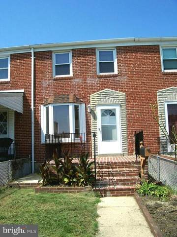 1906 Dineen Drive, BALTIMORE, MD 21222 (#MDBC505810) :: AJ Team Realty