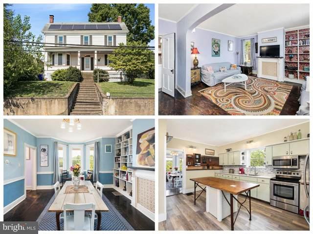 609 W Potomac Street, BRUNSWICK, MD 21716 (#MDFR270520) :: John Lesniewski | RE/MAX United Real Estate
