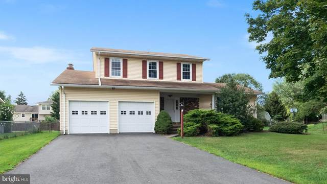 1045 Estates Boulevard, HAMILTON, NJ 08690 (#NJME301578) :: John Lesniewski   RE/MAX United Real Estate