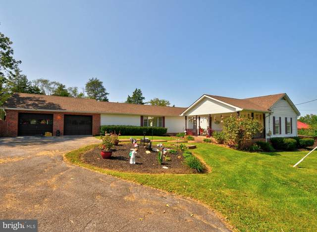 8552 Winchester Road, FRONT ROYAL, VA 22630 (#VAWR141412) :: Jacobs & Co. Real Estate