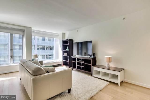 1101 3RD Street SW #608, WASHINGTON, DC 20024 (#DCDC485778) :: Jennifer Mack Properties