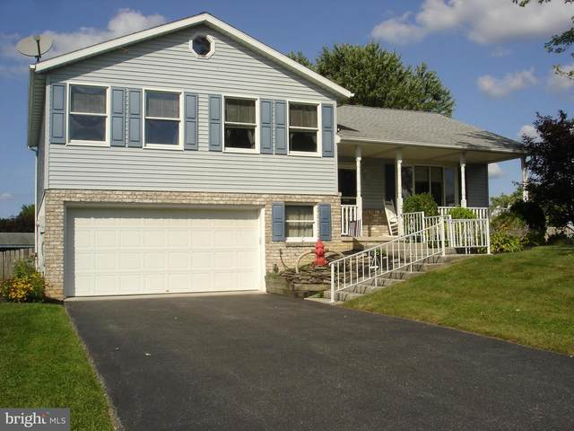 7 Blue Spruce Drive, HANOVER, PA 17331 (#PAYK145008) :: TeamPete Realty Services, Inc