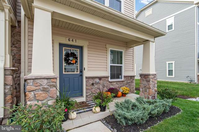 641 Ravenwood Drive, GLEN BURNIE, MD 21060 (#MDAA445906) :: Great Falls Great Homes