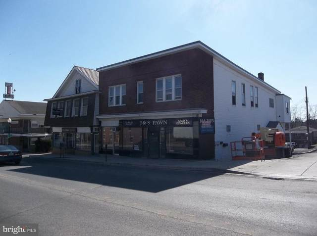 133-135 E Main Street, FROSTBURG, MD 21532 (#MDAL135158) :: The Redux Group