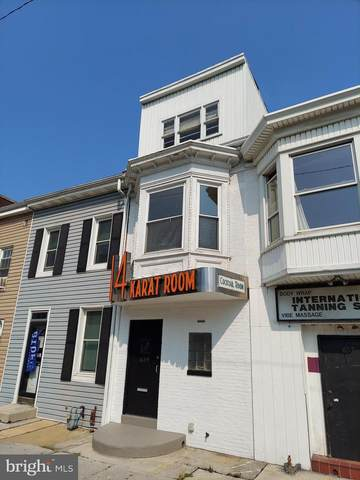 659 W Market Street, YORK, PA 17401 (#PAYK145014) :: TeamPete Realty Services, Inc