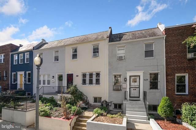 1622 Oak Street NW, WASHINGTON, DC 20010 (#DCDC485796) :: The Riffle Group of Keller Williams Select Realtors