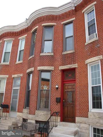 413 E Fort Avenue, BALTIMORE, MD 21230 (#MDBA523486) :: The Dailey Group
