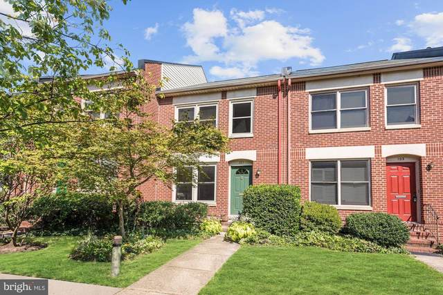221 Roundhouse Court, BALTIMORE, MD 21230 (#MDBA523488) :: The Miller Team