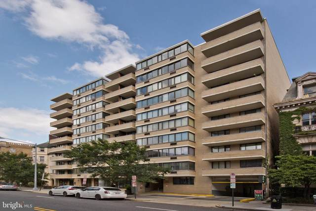 1325 18TH Street NW #1009, WASHINGTON, DC 20036 (#DCDC485828) :: The Putnam Group