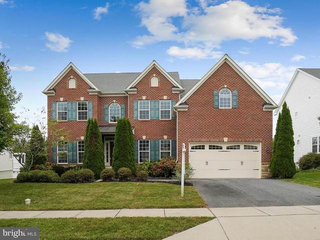 9832 Notting Hill Drive, FREDERICK, MD 21704 (#MDFR270538) :: The Putnam Group