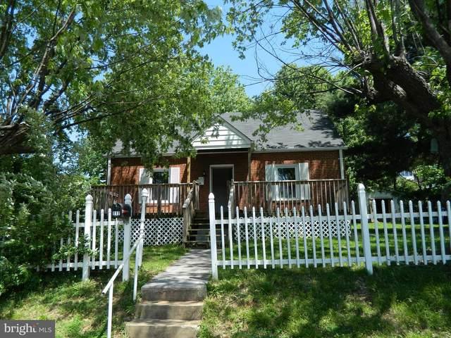 117 Polk Avenue, FRONT ROYAL, VA 22630 (#VAWR141418) :: Debbie Dogrul Associates - Long and Foster Real Estate