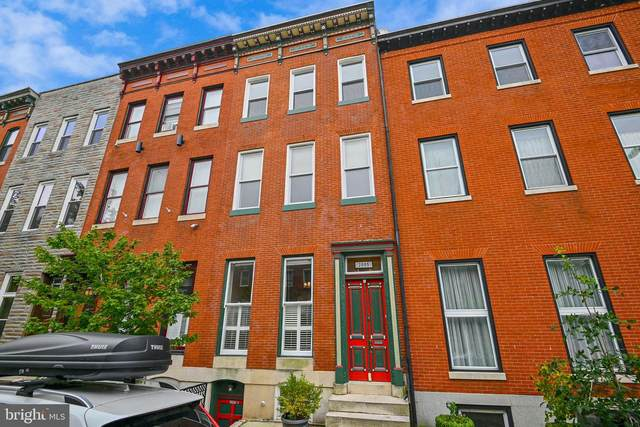 2005 E Pratt Street, BALTIMORE, MD 21231 (#MDBA523504) :: SURE Sales Group