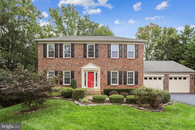 5656 Lonesome Dove Court, CLIFTON, VA 20124 (#VAFX1153736) :: Better Homes Realty Signature Properties