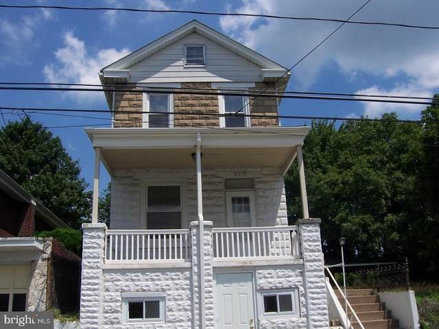 319 S 4TH Street, STEELTON, PA 17113 (#PADA125522) :: The Joy Daniels Real Estate Group