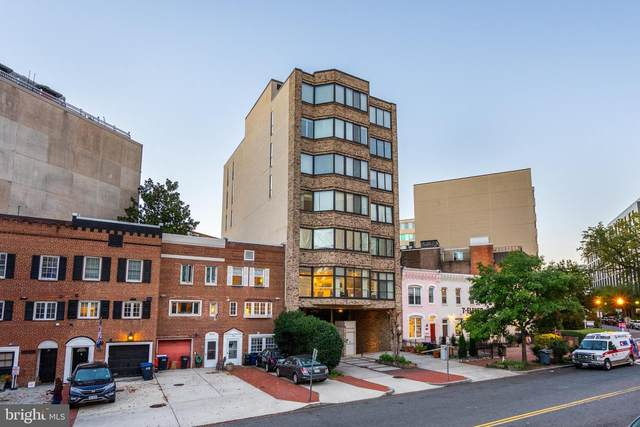 908 New Hampshire Avenue NW 200 (201 + 202), WASHINGTON, DC 20037 (#DCDC485844) :: ExecuHome Realty