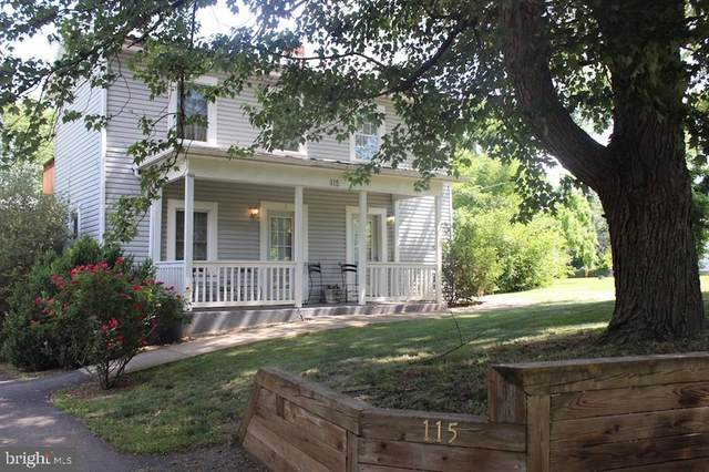 115 E Page Street, LURAY, VA 22835 (#VAPA105592) :: Debbie Dogrul Associates - Long and Foster Real Estate