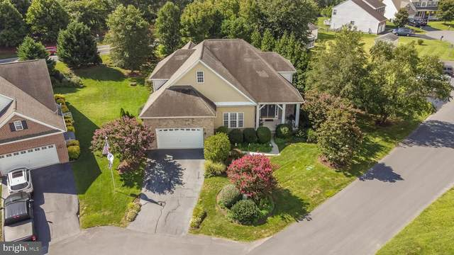 13 Plantation Court, OCEAN VIEW, DE 19970 (#DESU168680) :: Keller Williams Realty - Matt Fetick Team