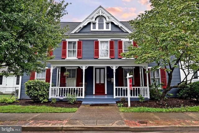 502 Fauquier Street, FREDERICKSBURG, VA 22401 (#VAFB117746) :: Debbie Dogrul Associates - Long and Foster Real Estate