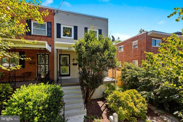 57 46TH Street NE, WASHINGTON, DC 20019 (#DCDC485882) :: Tom & Cindy and Associates