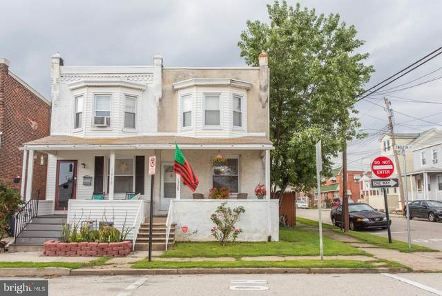 1320 E 12TH Street, CRUM LYNNE, PA 19022 (#PADE526900) :: The John Kriza Team